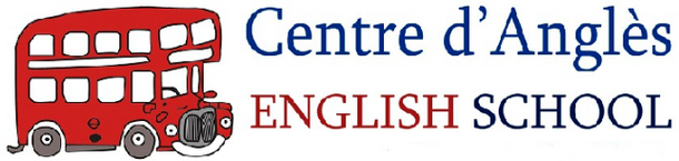 Centre d´Anglès English School logo